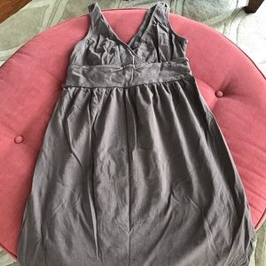 Brown Old Navy Sleeveless Dress